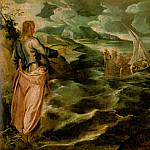Tintoretto (Jacopo Robusti) - Christ_at_the_Sea_of_Galilee_WGA