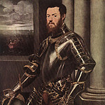 Tintoretto (Jacopo Robusti) - Tintoretto_Man_in_Armour