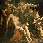 Tintoretto (Jacopo Robusti) - Descent_from_the_Cross_WGA