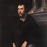 Tintoretto (Jacopo Robusti) - Portrait of Giovanni Paolo Cornaro