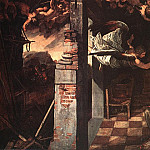 Tintoretto (Jacopo Robusti) - Tintoretto_Annunciation