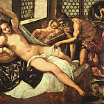 Tintoretto (Jacopo Robusti) - Tintoretto, Jacopo Robusti (Italian, 1518-1594)2