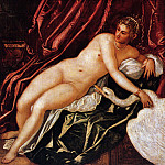 Тинторетто (Якопо Робусти) - Tintoretto_Leda_and_the_swan