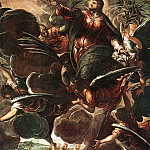 Tintoretto (Jacopo Robusti) - Tintoretto_The_Ascension_detail1