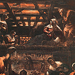 Tintoretto (Jacopo Robusti) - Tintoretto_The_Adoration_of_the_Shepherds