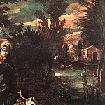 Tintoretto (Jacopo Robusti) - Tintoretto_Flight_into_Egypt