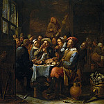 Interior of a Tavern