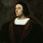 Giovanni Bellini - Portrait of Jacopo Sannazaro