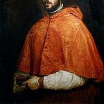 Portrait of Bishop Alessandro Farnese, Titian (Tiziano Vecellio)