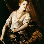 Judith with the Head of Holofernes, Titian (Tiziano Vecellio)