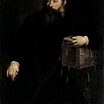 Titian (Tiziano Vecellio) - Portrait of a Man (workshop)
