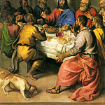 Titian (Tiziano Vecellio) - The Last Supper