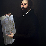 Portrait of painter Giulio Romano, Giulio Romano
