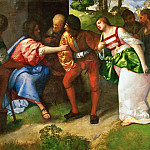 Susanna and the Prophet Daniel, Titian (Tiziano Vecellio)