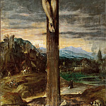 Titian (Tiziano Vecellio) - Christ on the Cross