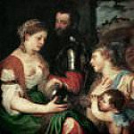 Titian (Tiziano Vecellio) - Allegory of Marriage