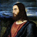 Titian (Tiziano Vecellio) - Christ the Redeemer