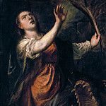 Raffaello Sanzio da Urbino) Raphael (Raffaello Santi - Saint Margaret and the Dragon