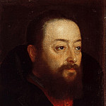 Portrait of Man with a Red Beard