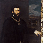 Portrait of Count Antonio Porcia e Brugnera