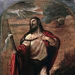 Titian (Tiziano Vecellio) - St. James the Major