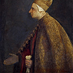 Giotto di Bondone - Portrait of Doge Nicolo Marcello
