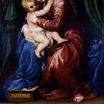 Titian (Tiziano Vecellio) - The Virgin and Child