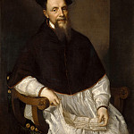 Uffizi - Portrait of Bishop Ludovico Beccadelli