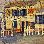 Maurice Utrillo - The Lapin Agile 1912