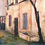 Maurice Utrillo - the debray farm c1914