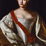 Unknown painters - Elizabeth (1709-1762), Empress of Russia