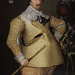 Josef Wilhelm Wallander - Jacob Scott, died in 1635, Colonel