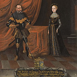Unknown painters - Henry (1473-1541), Duke of Saxony, Catherine (1477-1561), Princess of Mecklenburg