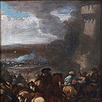 Unknown painters - Battle Scene