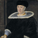Unknown painters - Maria von Qvickelberg (1582-1646)