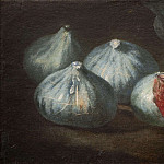 Unknown painters - Still Life with Figs