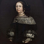 Unknown painters - Lovisa Charlotta (1617-1676), Princess of Brandenburg, Duchess of Kurland