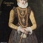 Unknown painters - Unknown woman possibly German princess