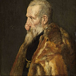Unknown painters - Monogrammist IS - Old Man with a Growth on his Nose