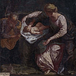 Unknown painters - The Holy Family