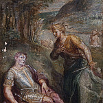 Unknown painters - Rinaldo and Armida