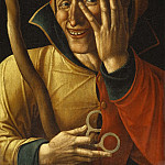 Unknown painters - Laughing Jester