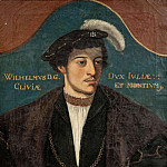 Unknown painters - William (1516-1592), Duke of Jülich, Cleve and Berg