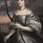 Unknown painters - Lovisa Elisabet (1646-1690)