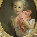 Unknown painters - Portrait of a Child