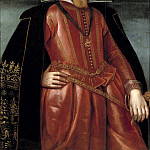 Unknown painters - Jacob I (1566-1625), King of England and Scotland
