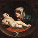 Francesco Trevisani - Maria with the child