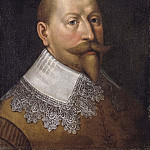Unknown painters - Gustav II Adolf (1594-1632), Король Швеции