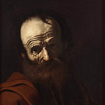 Unknown painters - Portrait of an Old Man