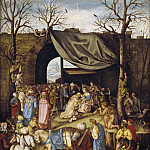 Unknown painters - The Adoration of the Magi